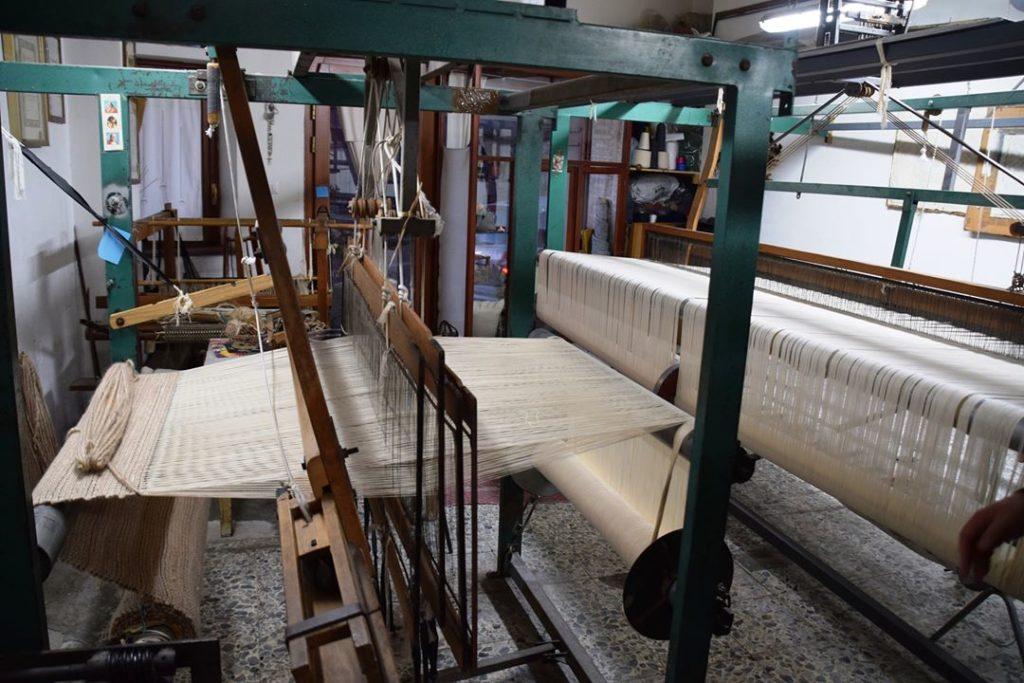 35. Samugheo, Laboratorio Tessile Artigiano Isabella Frongia