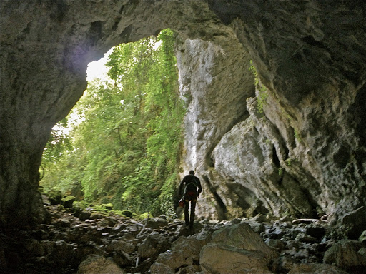 Luppa Caves