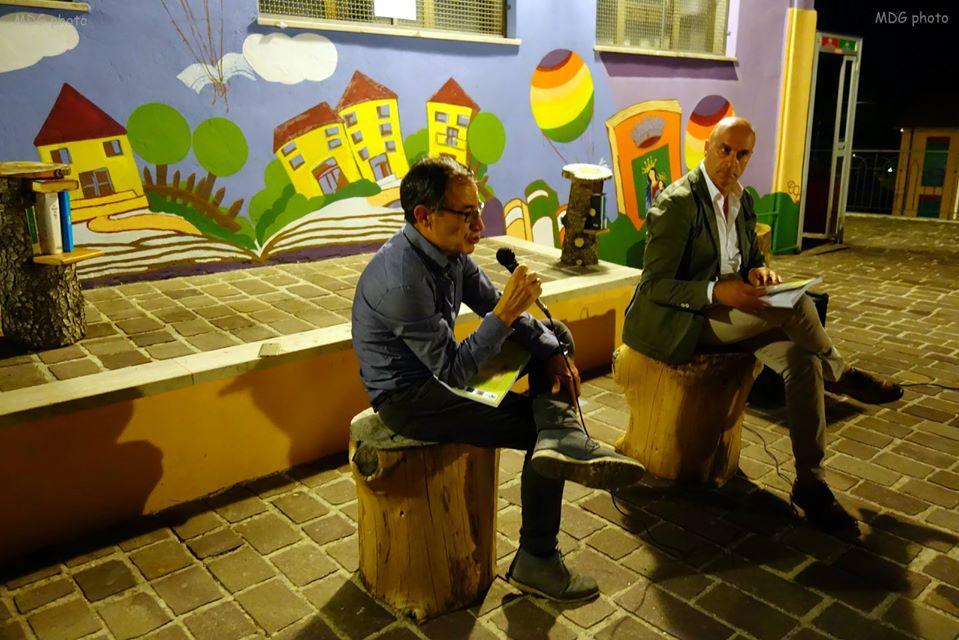 Sante Marie reading's park