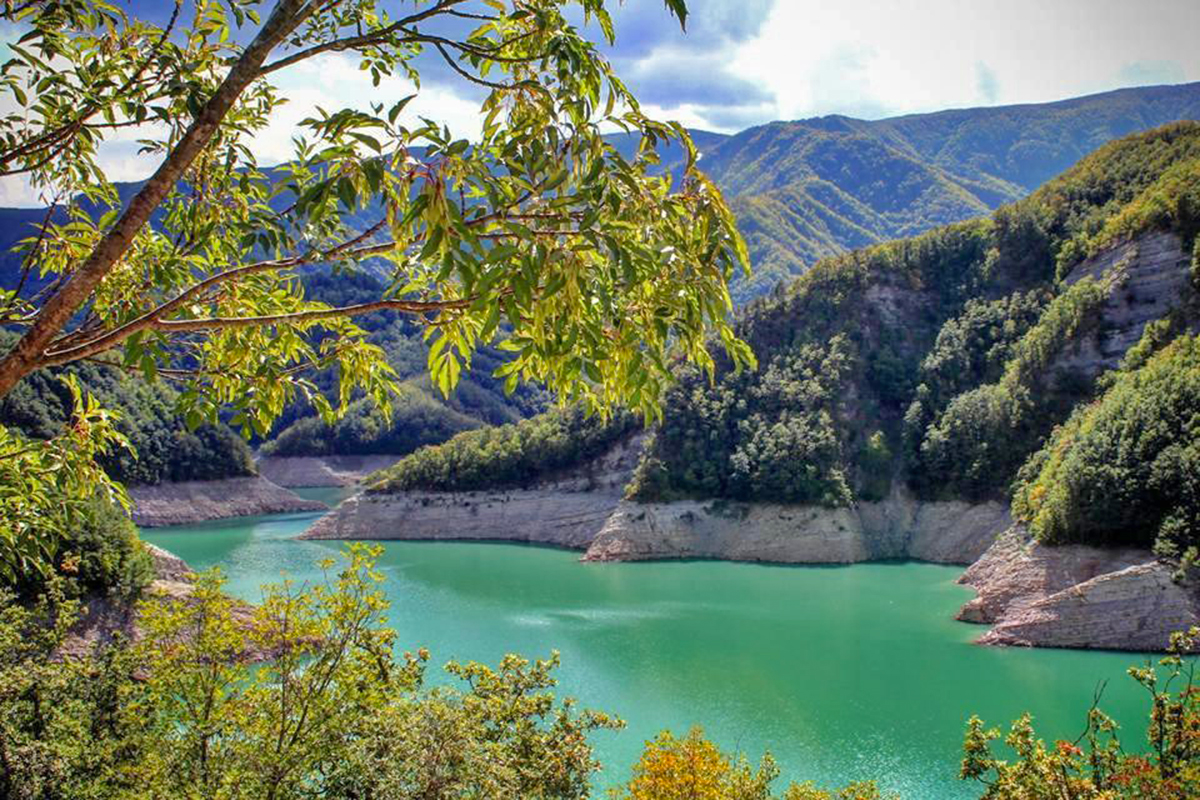 Lake Ridracoli