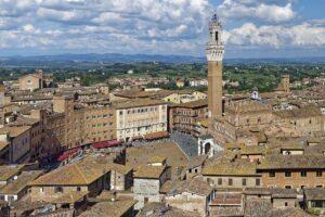 Siena view