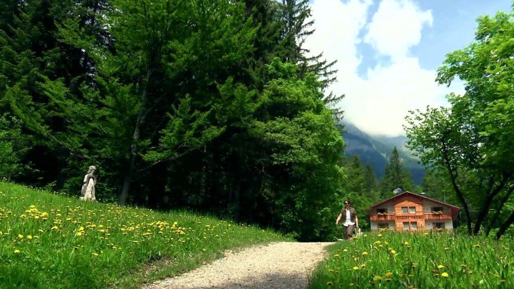 Lake Tovel, Trentino