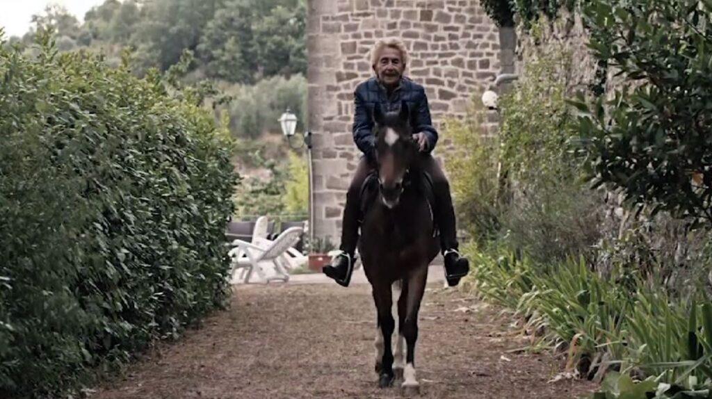 Rosanna Bonelli horseriding