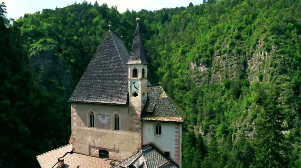 St Romedius hermitage
