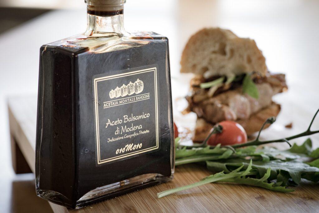 Emilia food: Balsamic Vinegar