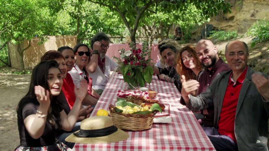 Kolymbethra Garden picnic