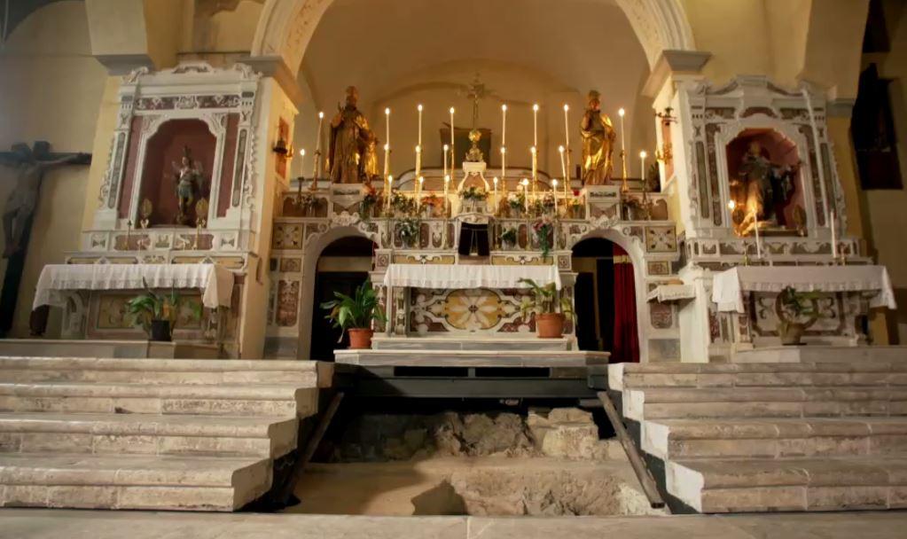 St Nicola church, Lagonegro