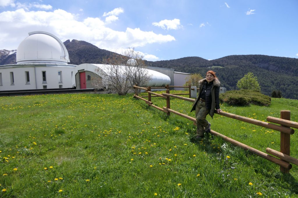 Aosta Valley Astronomic Observatory