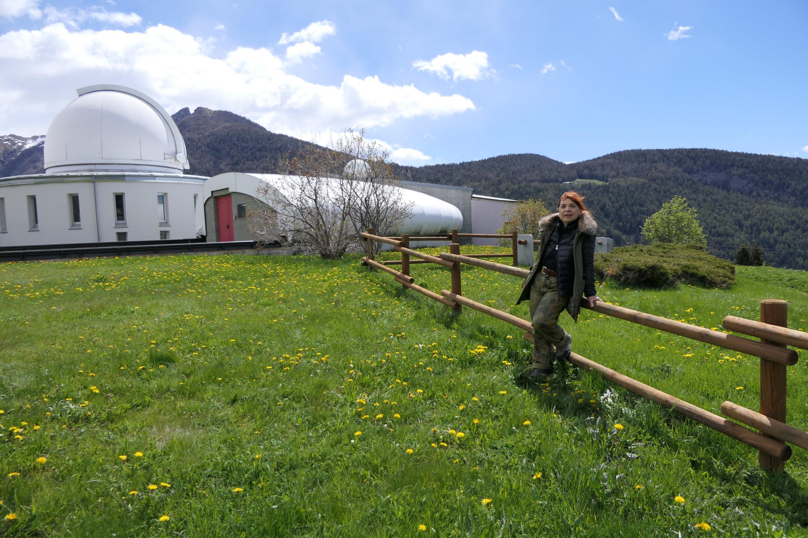 Observatoire astronomique de la Vallée d'Aoste