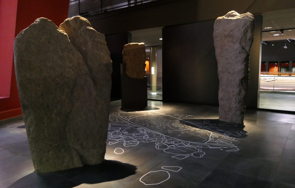 Aosta, Megalithic Area Museum