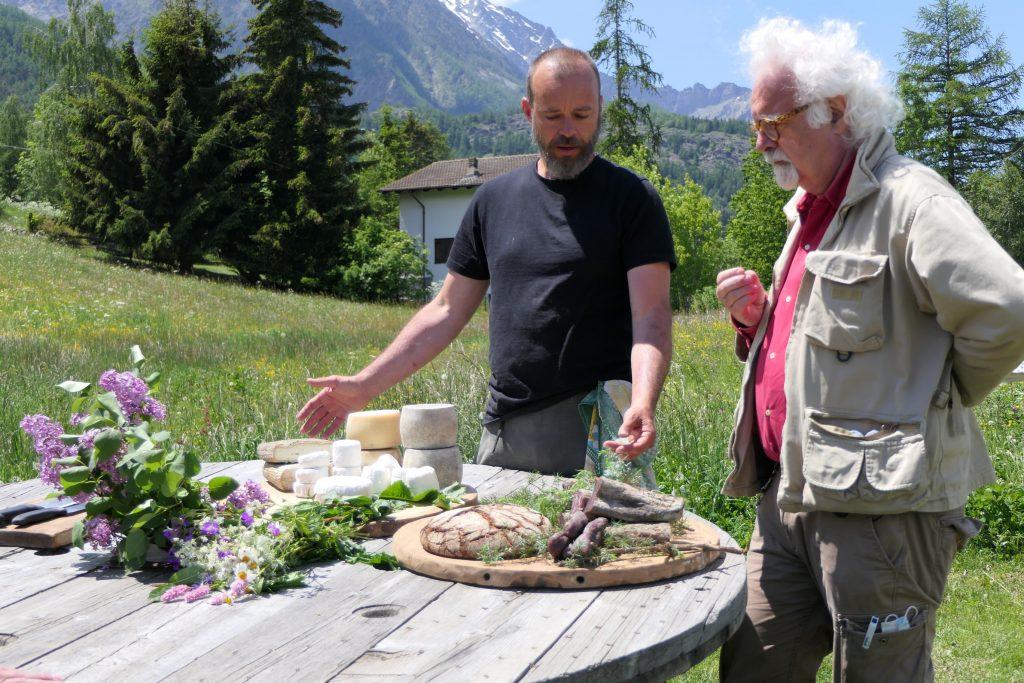Aosta Valley: Tasting time