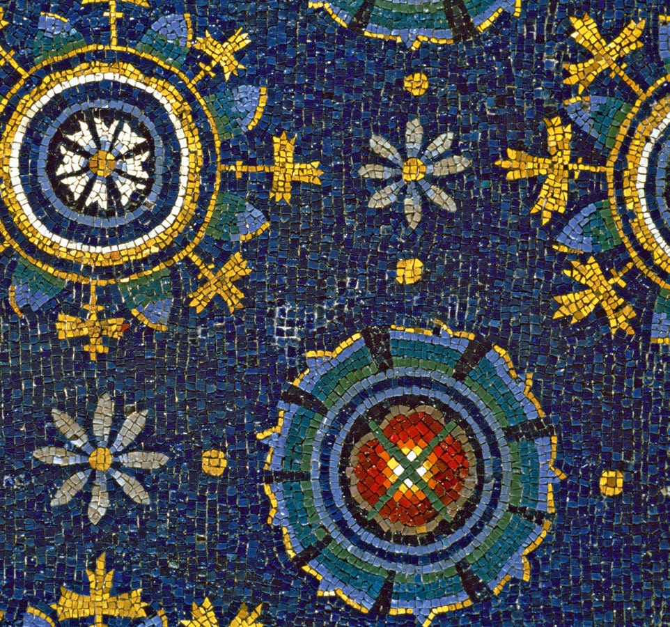 Galla Placidia Mosaic